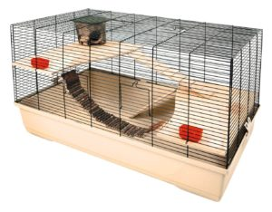 Hamsterkäfig Gitter