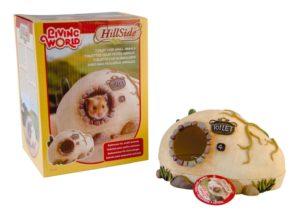 Hamster Toilette - Hamster Haltung - Hillside