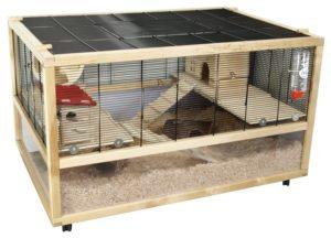 Hamsterkäfig Gitter - SAN MARINO 100 DELUXE - Petgard